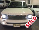 Used 2009 Land Rover Range Rover Sport SUV Stretch Limo  - Carlstadt, New Jersey    - $75,000
