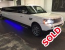 2009, Land Rover Range Rover Sport, SUV Stretch Limo