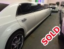 Used 2012 Chrysler 300 Sedan Stretch Limo  - Carlstadt, New Jersey    - $50,000