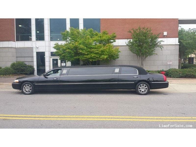 Used 2007 Lincoln Town Car L Sedan Stretch Limo Krystal - Tuscaloosa, Alabama - $13,500