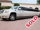 Used 2008 Cadillac Escalade SUV Stretch Limo Limos by Moonlight - Smithtown, New York    - $33,500