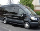 2016, Ford Transit, Van Shuttle / Tour, Battisti Customs