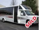 New 2017 Ford E-450 Mini Bus Shuttle / Tour Embassy Bus - Kankakee, Illinois - $79,495.00