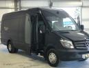 2014, Mercedes-Benz Sprinter, Van Shuttle / Tour, McSweeney Designs