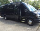 2014, Mercedes-Benz Sprinter, Van Shuttle / Tour, McSweeney Designs