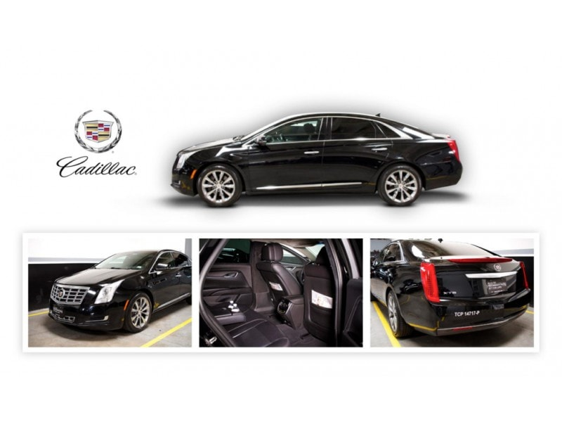 Used 2013 Cadillac XTS Sedan Limo  - New York, New York    - $11,000