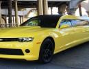 Used 2015 Chevrolet Camaro Sedan Stretch Limo  - North Palm Beach, Florida - $65,500
