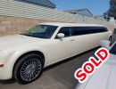 2007, Chrysler 300-L, Sedan Stretch Limo, Krystal