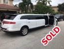 2014, Lincoln MKT, Sedan Stretch Limo, Royal Coach Builders
