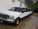 2002, Ford Excursion, SUV Stretch Limo, Royal Coach Builders