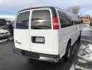 2012, Chevrolet Van Terra, Van Shuttle / Tour