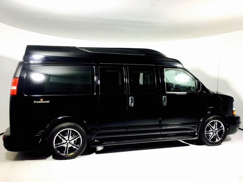 used 2014 chevrolet g3500 van limo california coach scottsdale. Cars Review. Best American Auto & Cars Review