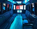 2011, Ford F-550, Mini Bus Limo, Designer Coach