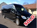 2011, Mercedes-Benz Sprinter, Van Limo, Midwest Automotive Designs
