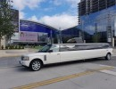 2008, Land Rover Range Rover, SUV Stretch Limo, EC Customs