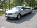 2013, Lincoln MKT, Sedan Stretch Limo, Royale