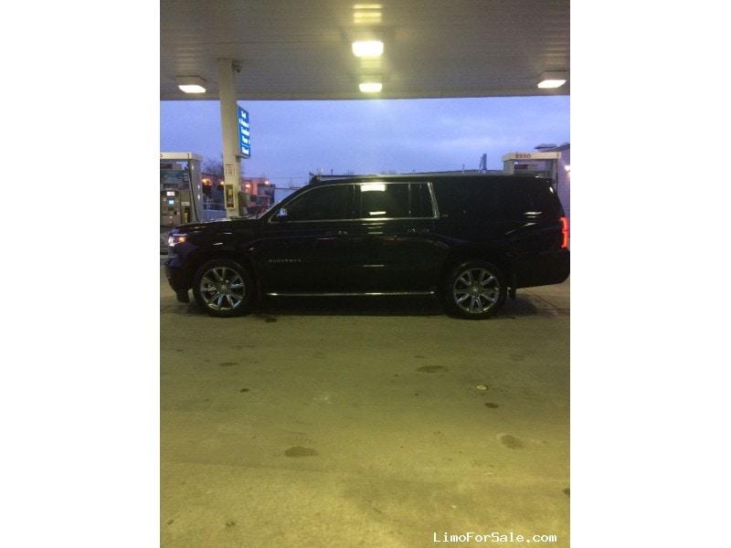 Used 2015 Chevrolet Suburban SUV Limo  - Toronto, Ontario - $52,000