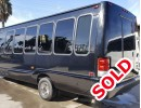 2012, Ford E-450, Mini Bus Shuttle / Tour, Krystal