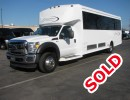 2015, Ford F-550, Mini Bus Limo, LGE Coachworks