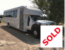 2011, Ford F-550, Mini Bus Shuttle / Tour, Goshen Coach