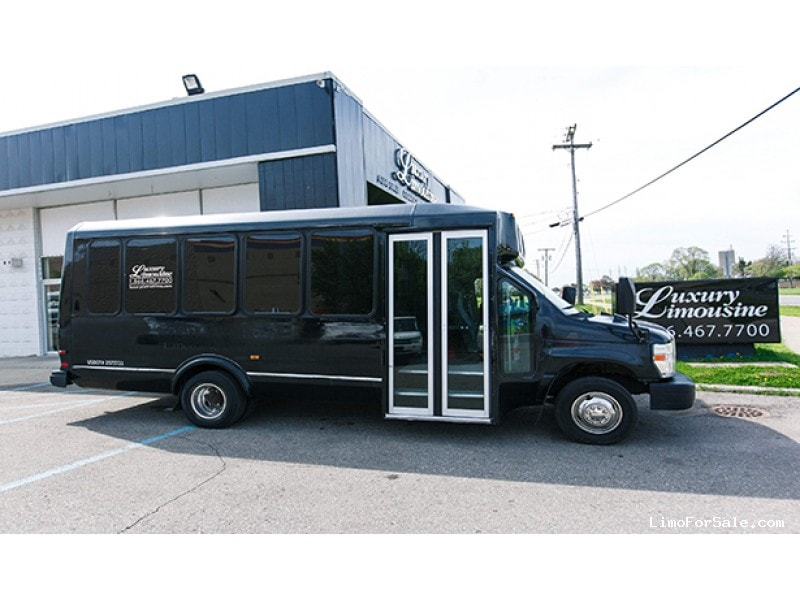 Used 2008 Ford F 450 Mini Bus Limo Southfield 30 000