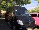 2012, Mercedes-Benz Sprinter, Van Shuttle / Tour, Executive Coach Builders