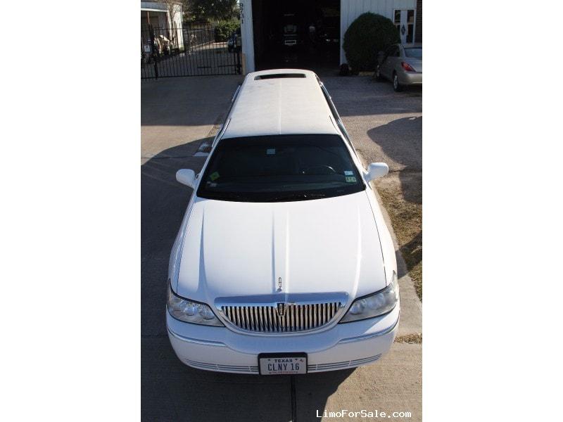 Used 2007 Lincoln Town Car Sedan Stretch Limo Krystal - HOUSTON, Texas - $12,800