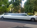2008, Lincoln Town Car, Sedan Stretch Limo, California Coach