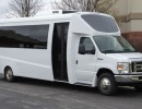 2017, Ford E-450, Mini Bus Shuttle / Tour, Berkshire Coach