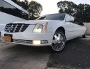 2008, Cadillac DTS, Sedan Stretch Limo, Tiffany Coachworks
