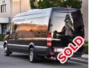 Used 2013 Mercedes-Benz Sprinter Van Limo Royale - Fontana, California - $54,900