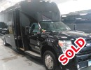 Used 2011 Ford F-550 Mini Bus Limo Tiffany Coachworks - Rochester, Minnesota - $50,900