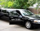 2011, Lincoln Town Car, Sedan Stretch Limo, Executive Coach Builders
