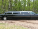2005, Lincoln Town Car, Sedan Stretch Limo, OEM