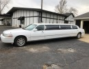 2003, Lincoln Town Car, Sedan Stretch Limo, DaBryan