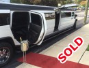 Used 2008 Hummer H2 SUV Stretch Limo American Limousine Sales - West Wyoming, Pennsylvania - $65,000
