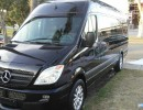2009, Dodge Sprinter, Van Shuttle / Tour, Battisti Customs