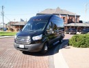 New 2018 Ford Transit Van Limo Battisti Customs - Kankakee, Illinois - $79,500