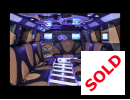 Used 2012 Infiniti QX56 SUV Stretch Limo Limos by Moonlight - staten island, New York    - $53,000