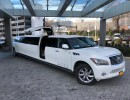 2012, Infiniti QX56, SUV Stretch Limo, Limos by Moonlight