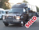 2012, Ford, Mini Bus Limo, California Coach