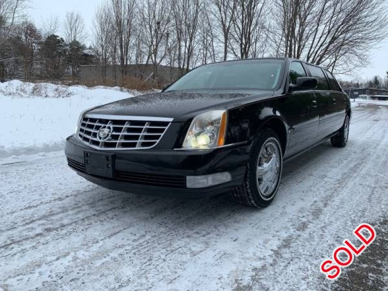 Used 2009 Cadillac Funeral Limo Superior Coaches - Holland, Michigan - $17,499