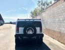 Used 2008 Hummer SUV Stretch Limo Classic Custom Coach - ORANGE, California - $77,000
