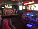Used 2008 Hummer SUV Stretch Limo Classic Custom Coach - ORANGE, California - $79,000
