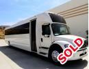 New 2019 Freightliner Mini Bus Shuttle / Tour Tiffany Coachworks - Riverside, California - $169,000