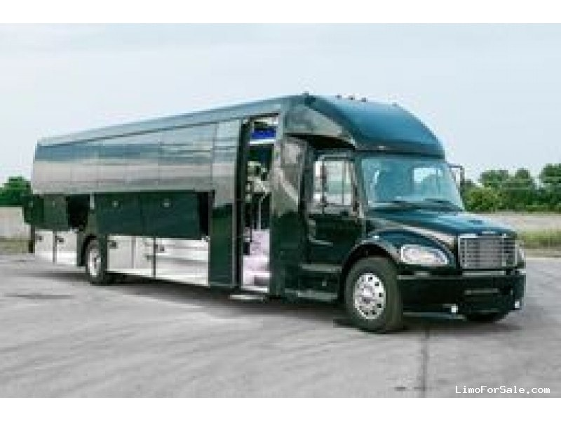 New 2020 Freightliner Motorcoach Limo Executive Coach ...