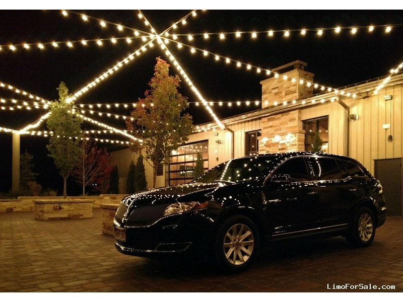Used 2016 Lincoln MKT Sedan Limo  - Aurora, Colorado - $17,000