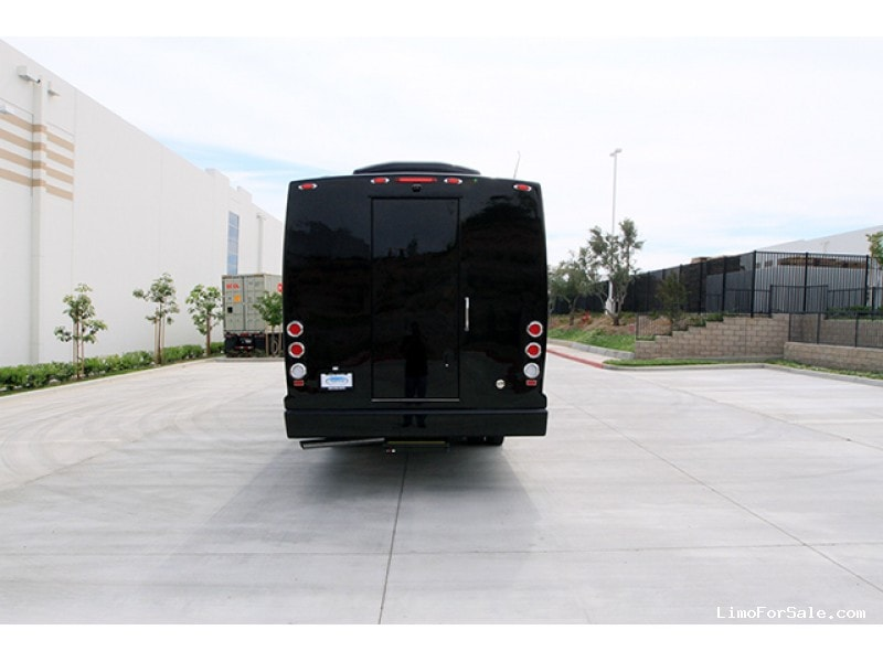 New 2017 Ford Mini Bus Shuttle / Tour Tiffany Coachworks - Riverside, California - $120,000