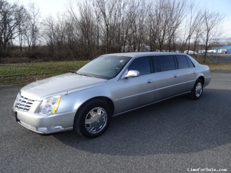 Used 2006 Cadillac DTS Funeral Limo S&S Coach Company - Pottstown, Pennsylvania - $13,500