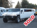 2006, Hummer, SUV Stretch Limo, Executive Coach Builders